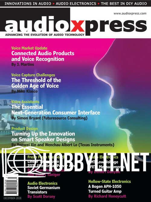 audioXpress - December 2018