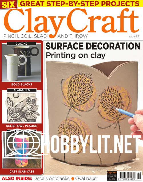 ClayCraft Issue 22