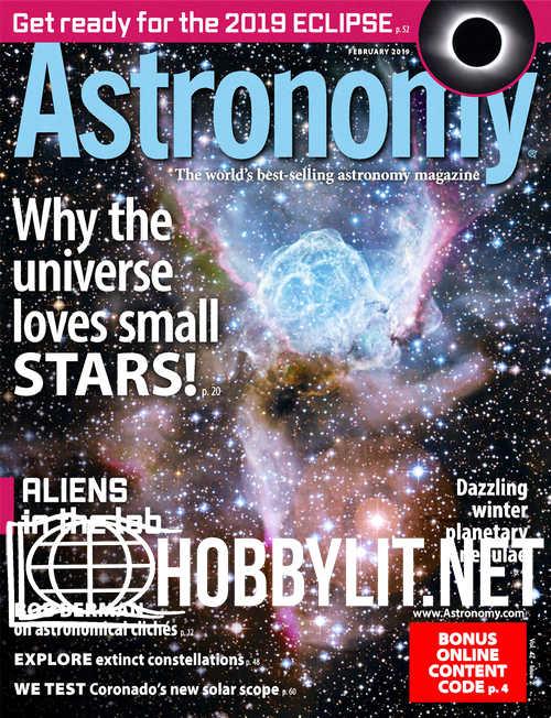 Astronomy - February 2019