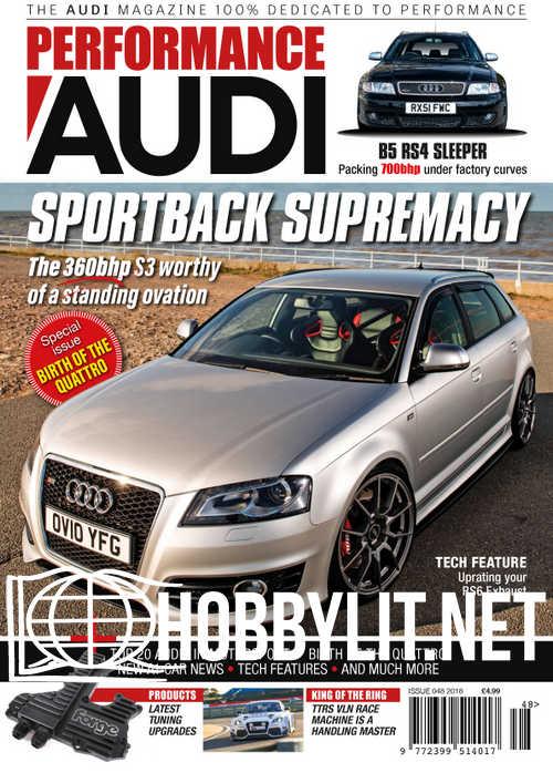 Performance Audi Issue 048