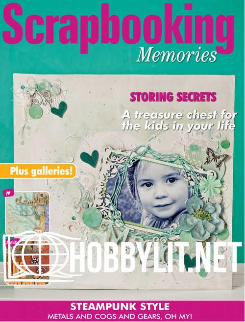 Scrapbooking Memories Vol 20 No 6