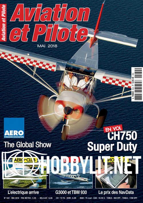 Aviation et Pilote - Mai 2018