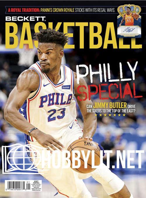 Beckett Basketball – January 2019