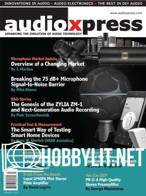 audioXpress - January 2019