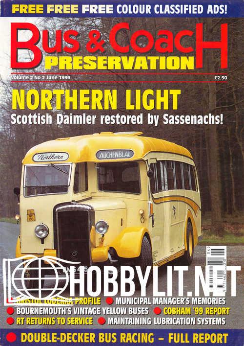 Bus & Coach Preservation - June 1999