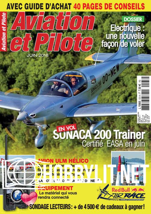 Aviation et Pilote - June 2018