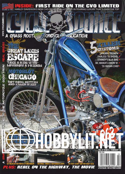 Cycle Source - February 2019