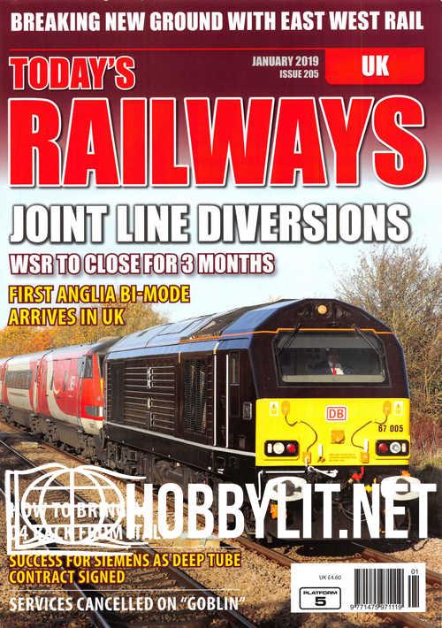 Today's Railways UK - January 2019