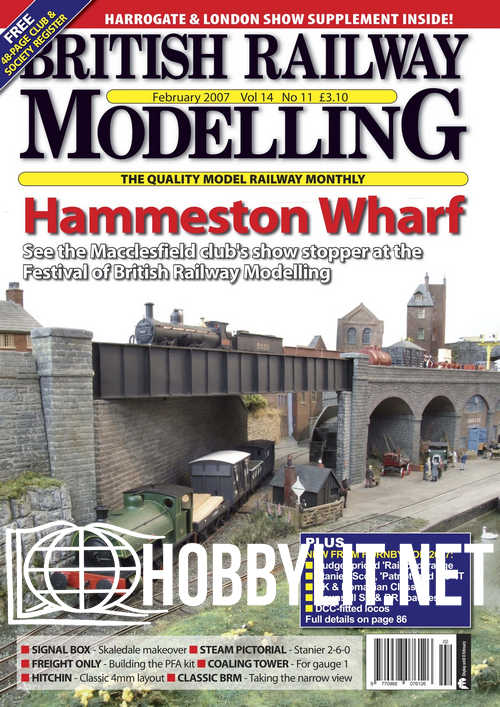 British Railway Modelling - February 2007