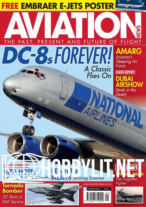 Aviation News - January 2012