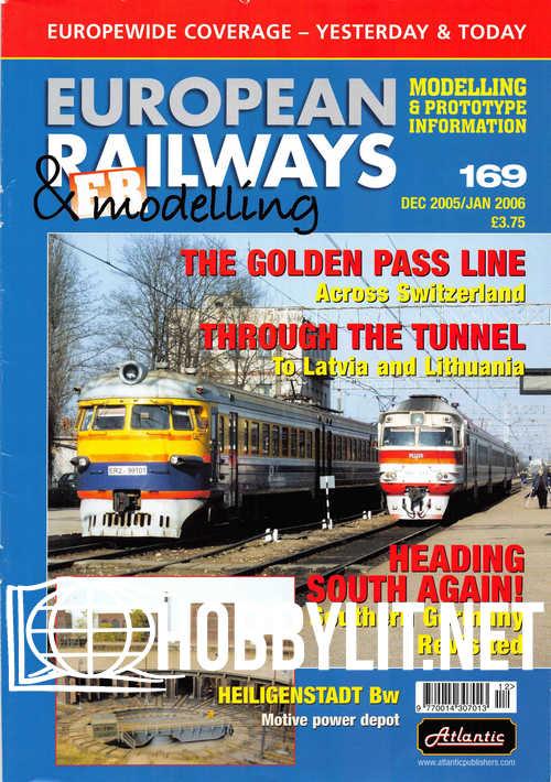 European Railways - December/January 2006