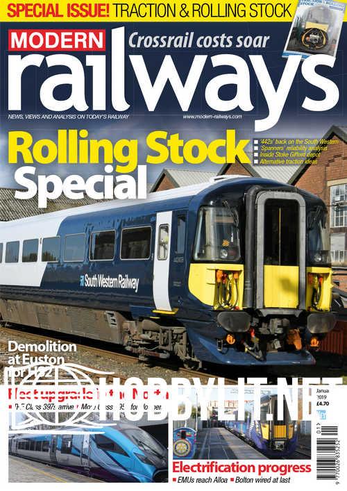 Modern Railways – January 2019