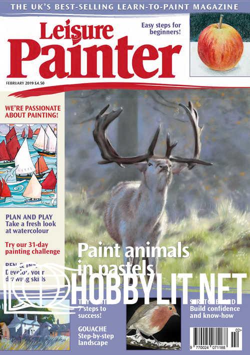 Leisure Painter – February 2019