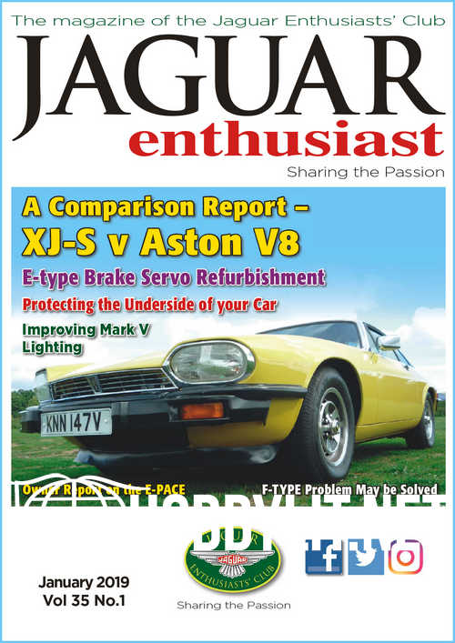 Jaguar Enthusiast – January 2019