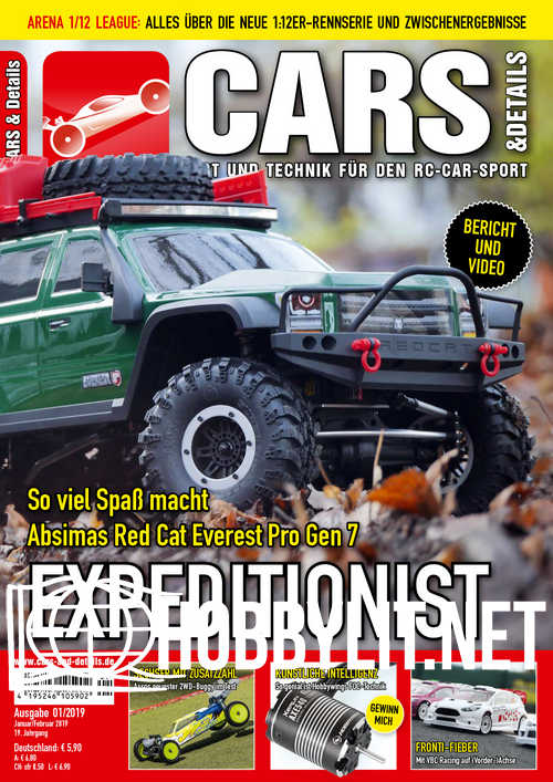Cars & Details 2019-01