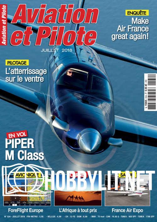 Aviation et Pilote - Juillet 2018