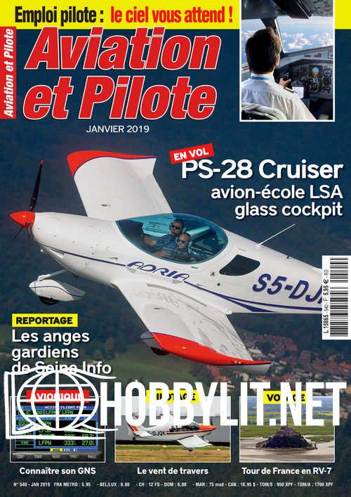 Aviation et Pilote - January 2019