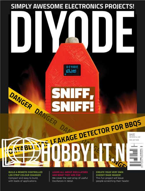 DIYODE 017 - November 2018