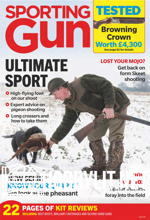 Sporting Gun - February 2019
