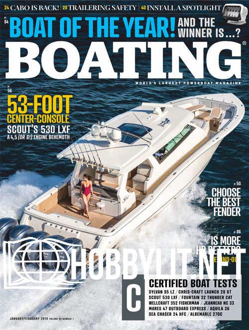 Boating - January/February 2019