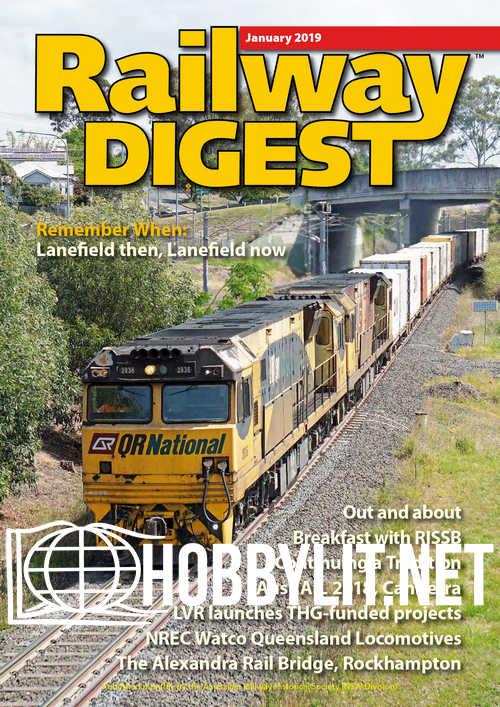 Railway Digest – January 2019