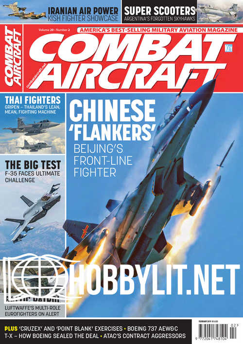 Combat Aircraft – February 2019
