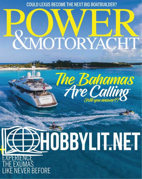 Power & Motoryacht - January 2019