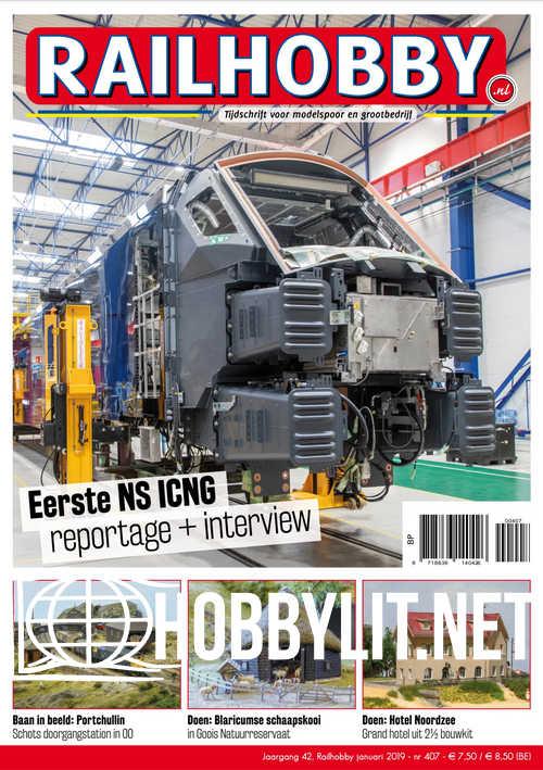 Railhobby - Januari 2019