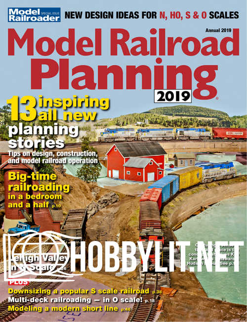 Model Railroad Planning 2019