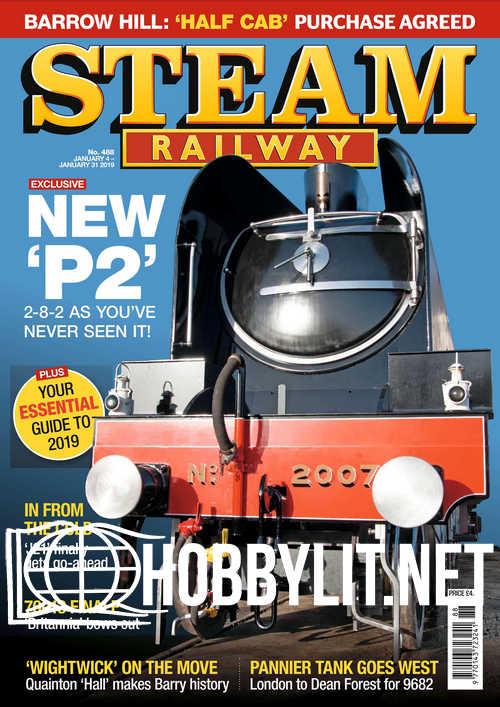Steam Railway - 4-31 January 2019