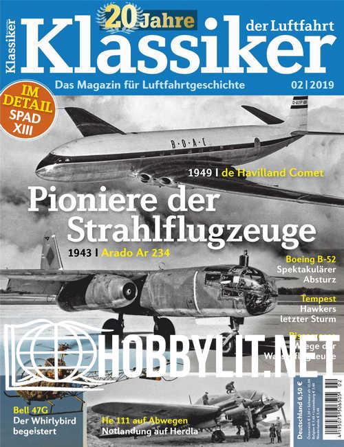 Klassiker der Luftfahrt 2019-02