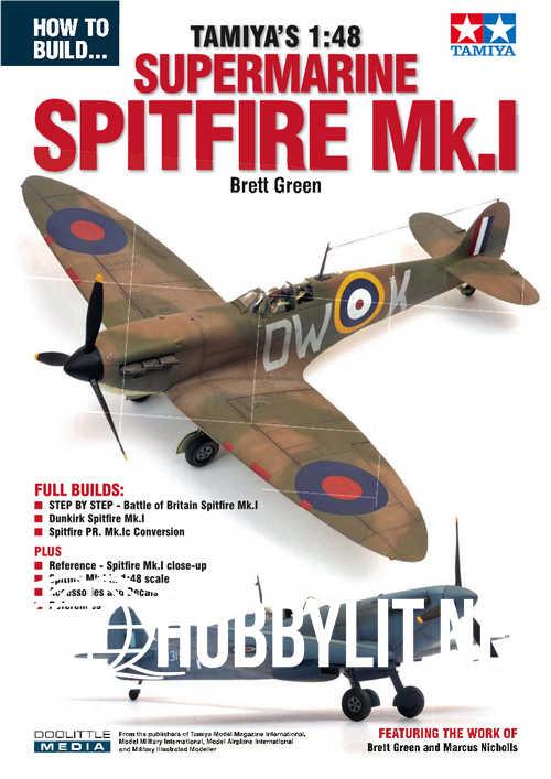 Tamiya's 1:48 Supermarine Spitfire Mk.I