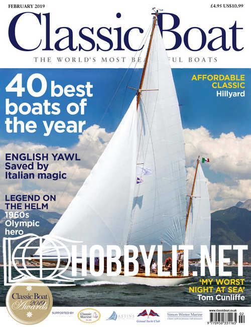 Classic Boat – February 2019