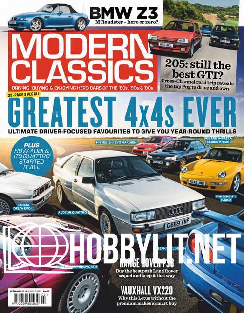 Modern Classics - February 2019