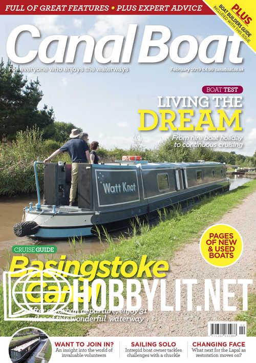 Canal Boat – February 2019