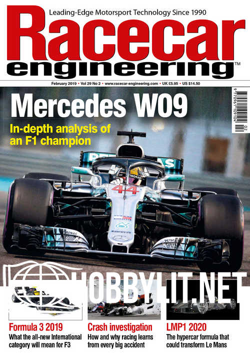 Racecar Engineering – February 2019