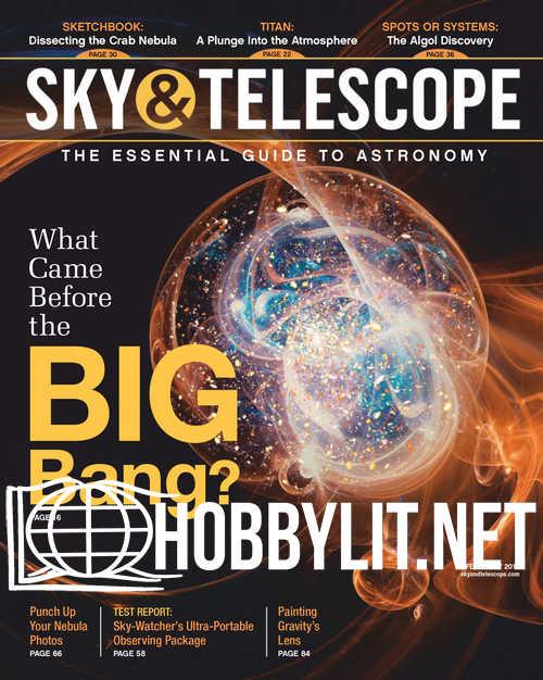 Sky & Telescope – February 2019