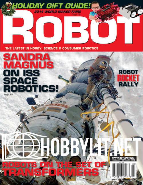 Robot - January/February 2015
