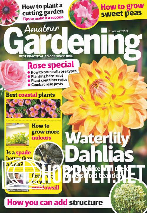 Amateur Gardening - 12 January 2019