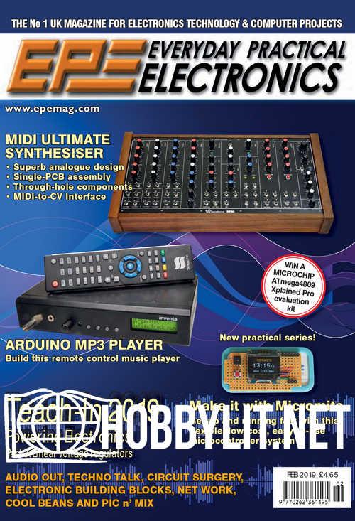 Everyday Practical Electronics – February 2019