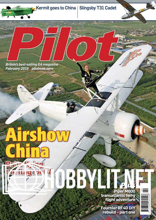 Pilot – February 2019