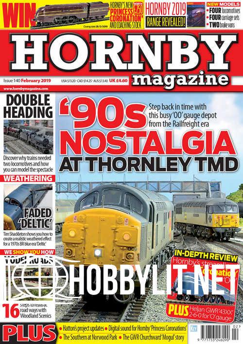 Hornby Magazine – February 2019