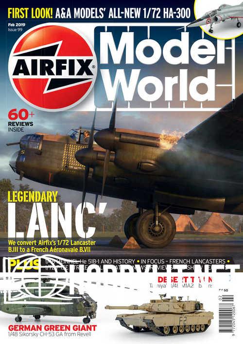 Airfix Model World 99 – February 2019