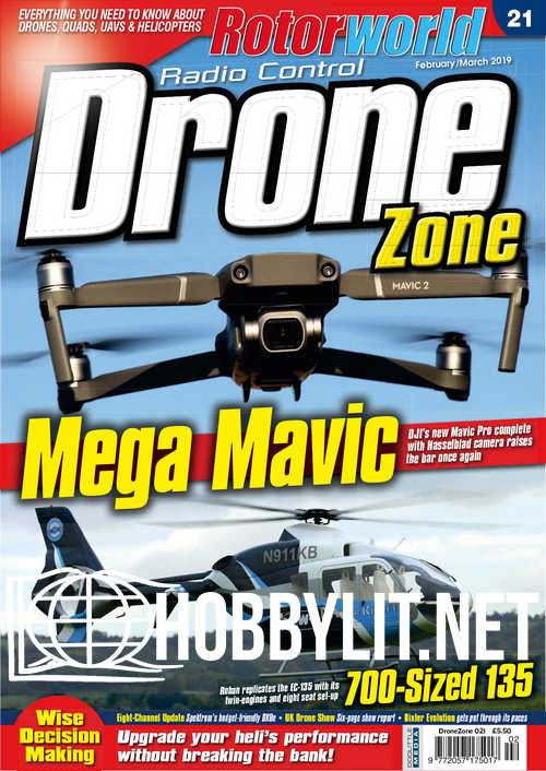 Radio Control DroneZone 21 – February/March 2019