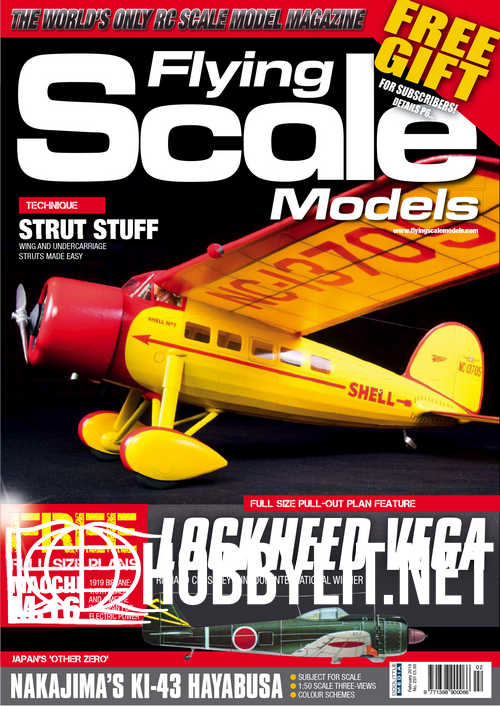 Flying Scale Models – February 2019