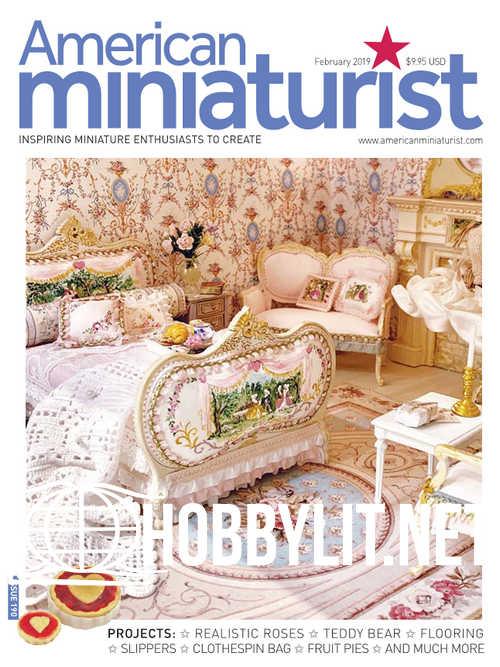 American Miniaturist – February 2019