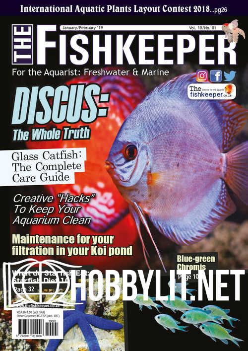 The Fishkeeper – January/February 2019