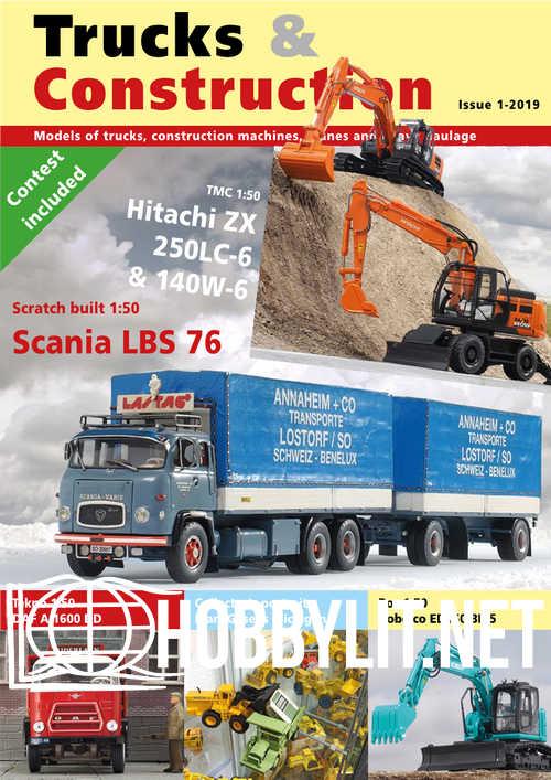 Trucks & Construction 2019-01