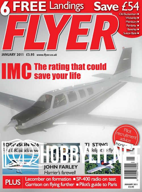 Flyer - January 2011