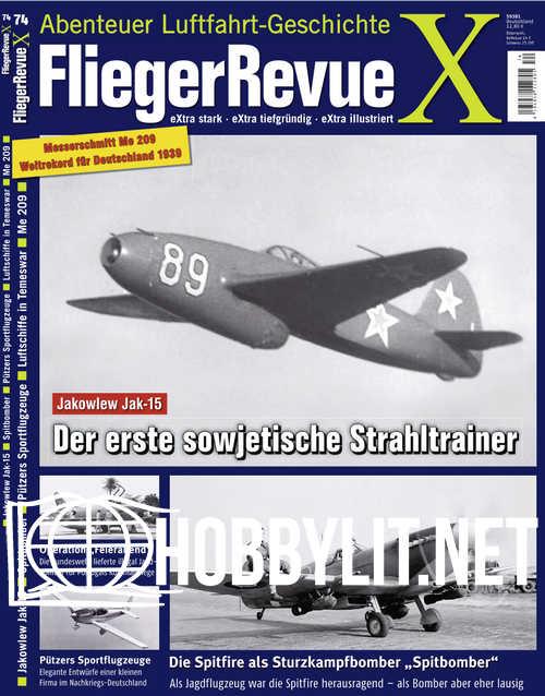 FliegerRevue X 74